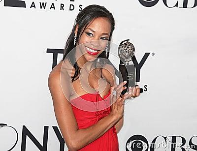 Nikki M. James, Tony Winner Editorial Stock Image