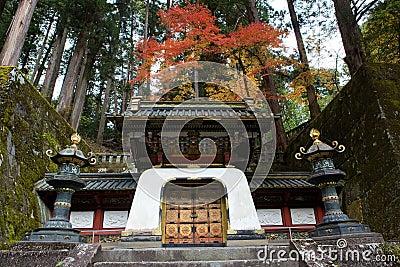 Nikko, Japan, in Autumn