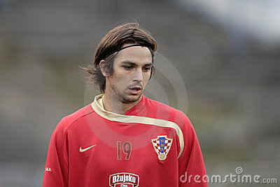 Niko Kranjcar soccer player Editorial Image