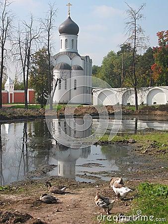 Nikolas-Ugreshskiy monastery