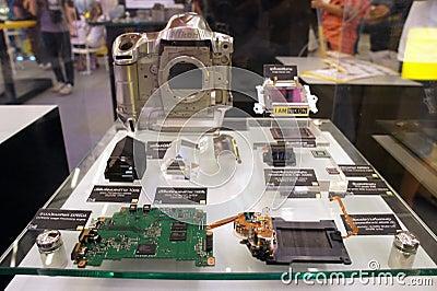 Nikon D800E Editorial Photo