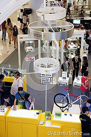 Nikon Day 2012 Thailand Editorial Image