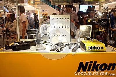 Nikon Day 2012 Thailand Editorial Photo