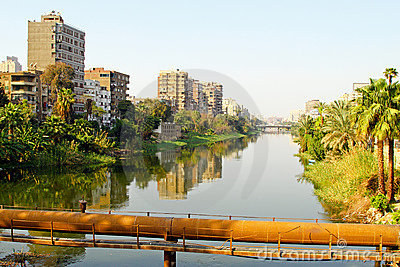 Nile canal