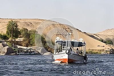 Nile fun
