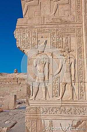 Nile Hieroglyphs