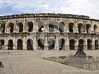 Nimes Arena