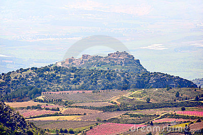Nimrod Израиля крепости