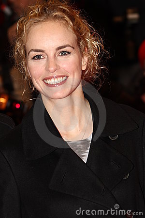 Nina Hoss Editorial Stock Image
