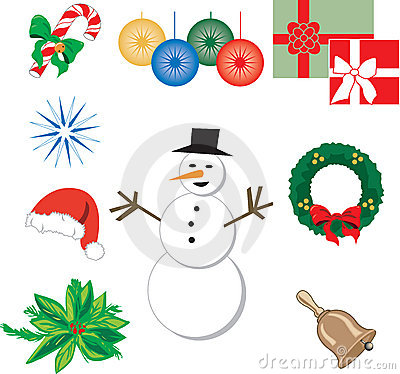 Nine Christmas Icons 1