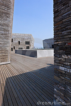 Ningbo museum of Pritzker architecture prize