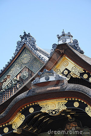 Free Ninomaru Palace, Nijo Castle Stock Photos - 9926953