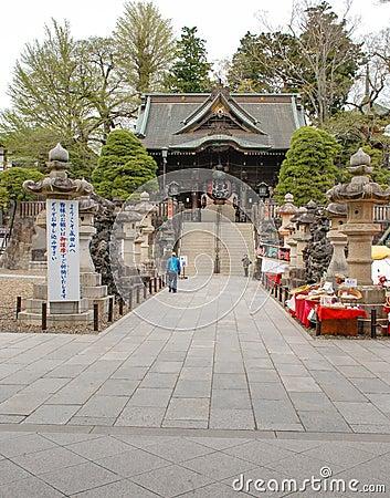 Free Nio-mon Gate At Narita-san Shinsho-ji, Japan Stock Photos - 36067713
