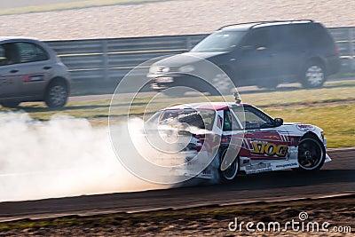 Nissan drift car