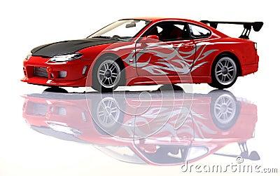 Nissan gtr sports