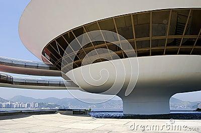 Niterói Contemporary Art Museum (MAC)