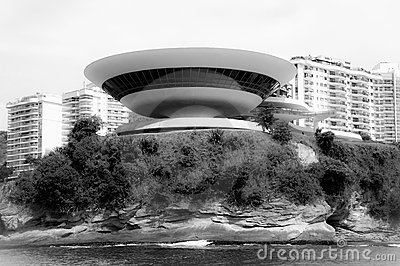 Niteroi Contemporary Art Museum