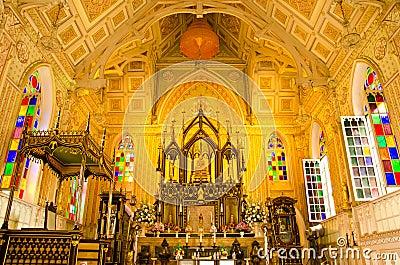 Niwet Thamma Pravat Temple , Ayutthaya, Thailand.
