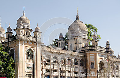Nizamia Hospital, Hyderabad