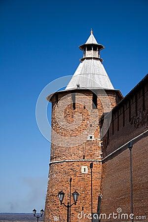 Nizhny Novgorod. Kremlin.