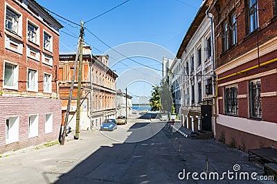 Nizhny Novgorod street