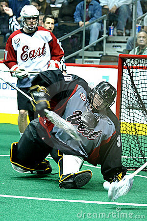 NLL All Star Game Editorial Photo