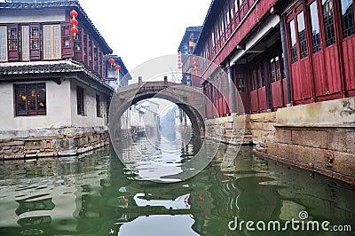 The No. 1 Water Town in China – Zhouzhuang