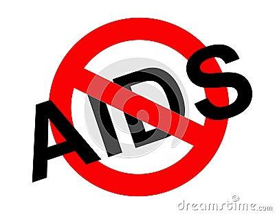 No aids