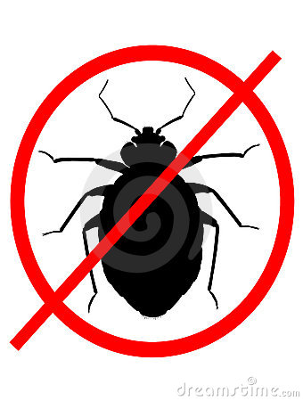 No Bed Bugs Royalty Free Stock Photography - Image: 17934517