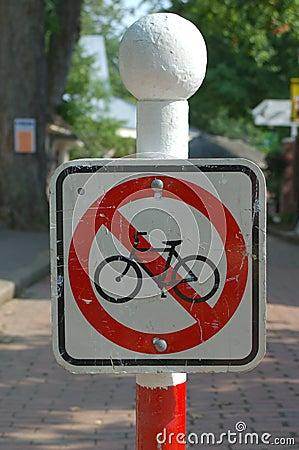 No Bikes 2