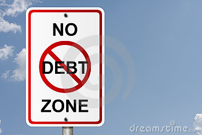 No Debt Zone