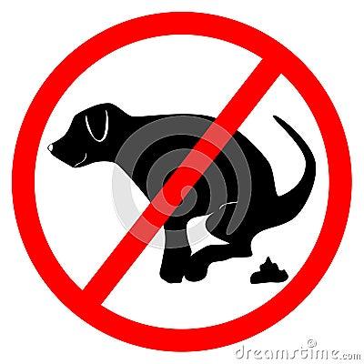 No dog dung