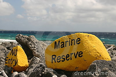 No Entry Marine Reserve