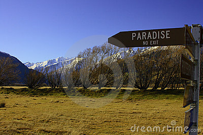 No Exit from Paradise