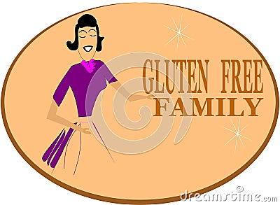 No gluten family