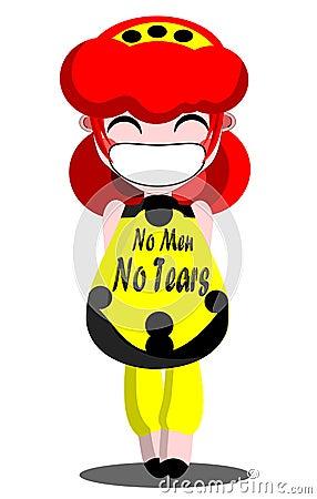 No men no tears