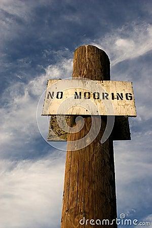 No Mooring 3