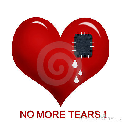 No more tears !