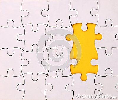 No one element , puzzle