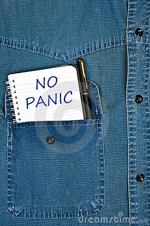 No panic message