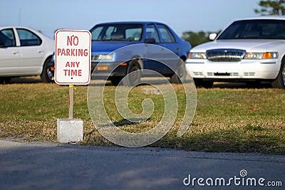 No Parking?