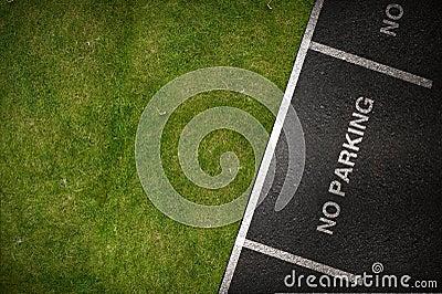 No Parking Spots