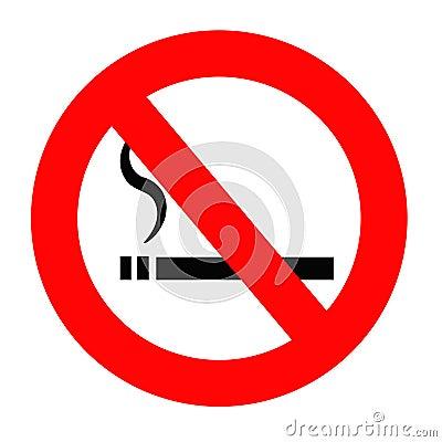 Free No Smoking Stock Photography - 10752082