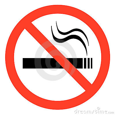 Free No Smoking Royalty Free Stock Photo - 1489335