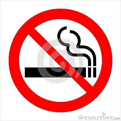 No smoking 2  (+ vector)