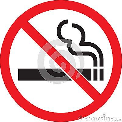 Free No Smoking Royalty Free Stock Image - 2280606