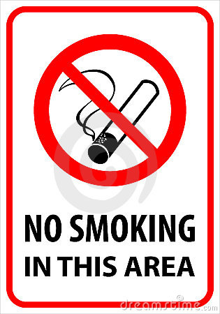 No smoking 5  (+ vector)