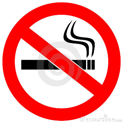 Free No Smoking Sign Stock Photography - 10168542
