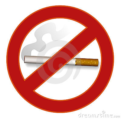 Free No Smoking Sign Royalty Free Stock Photo - 1985385