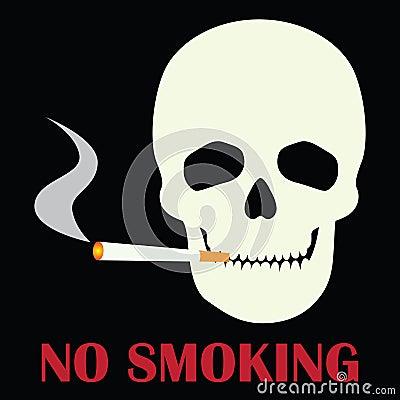 Free No Smoking Sign Royalty Free Stock Images - 35298839